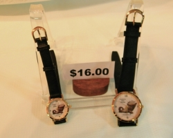 Women's and Men's Wrist Watches with Dolphin